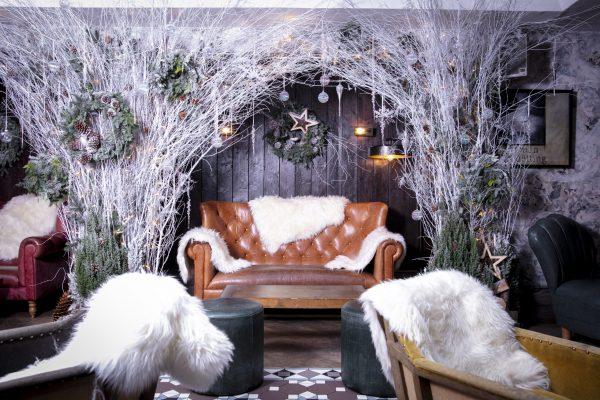 Winter warmers: London's best festive pop-ups