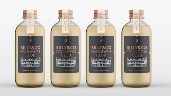 Crafty Distillery moves into Scotch whisky