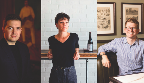 Meet London's top restaurant group wine buyers