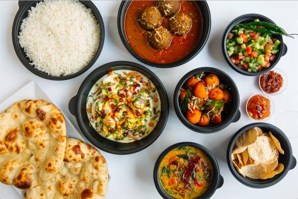 Top London restaurants offering delivery