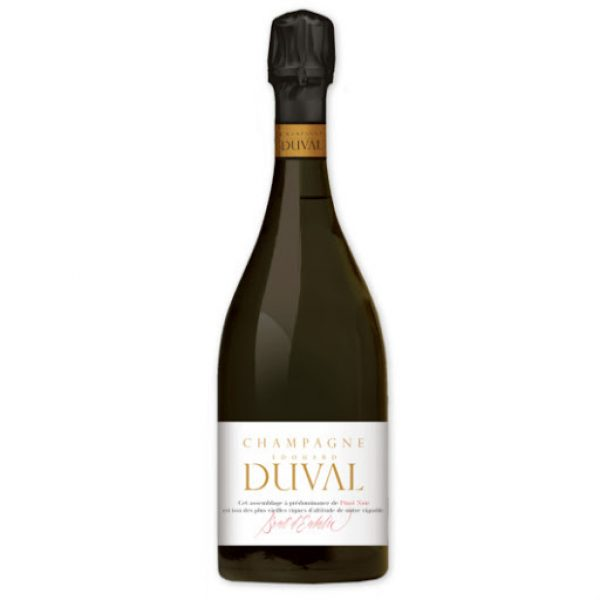 Champagne Edouard Duval begins distribution in Greater China