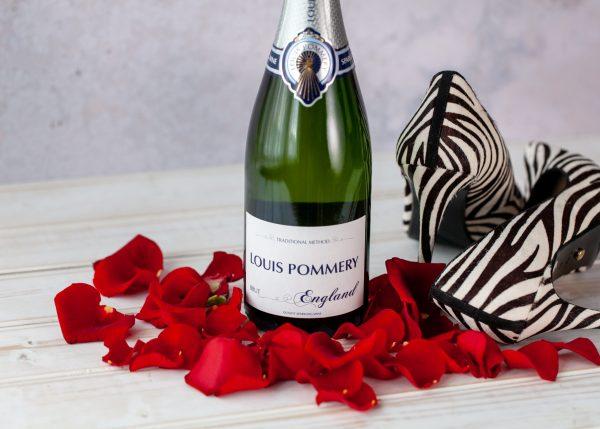 Vranken Pommery Monopole marks Valentine's Day with English fizz