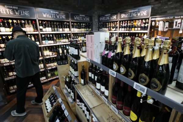South Korea wine imports hit new high in 2020