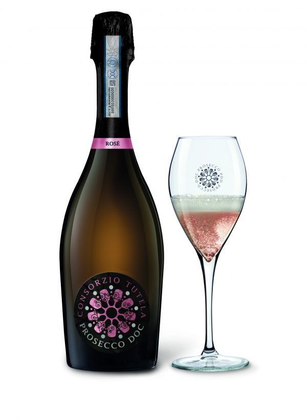 Pink Prosecco will 'breathe life' into the sparkling wine category