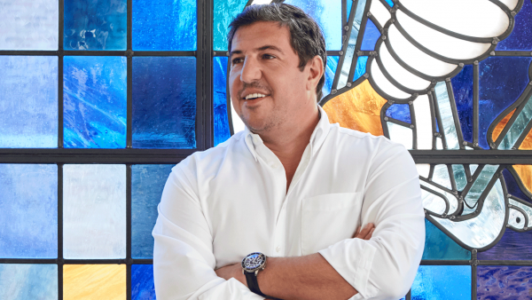 Table Talk: Claude Bosi