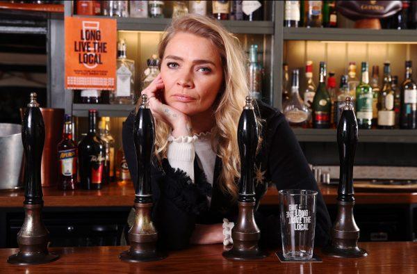 Jodie Kidd joins fight to save British pubs