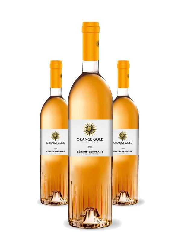 Gérard Bertrand launches first orange wine