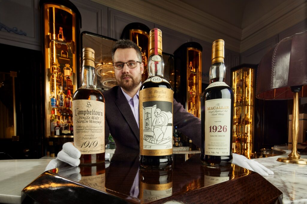 Highlights from the 'perfect' whisky collection