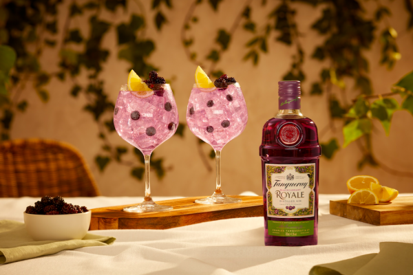 Tanqueray launches blackcurrant gin