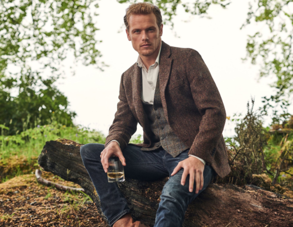 Outlander star's whisky brand in trademark dispute with German distiller