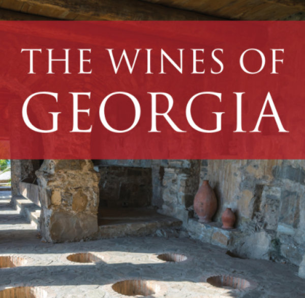 André Simon Awards: <i>The Wines of Georgia</i>