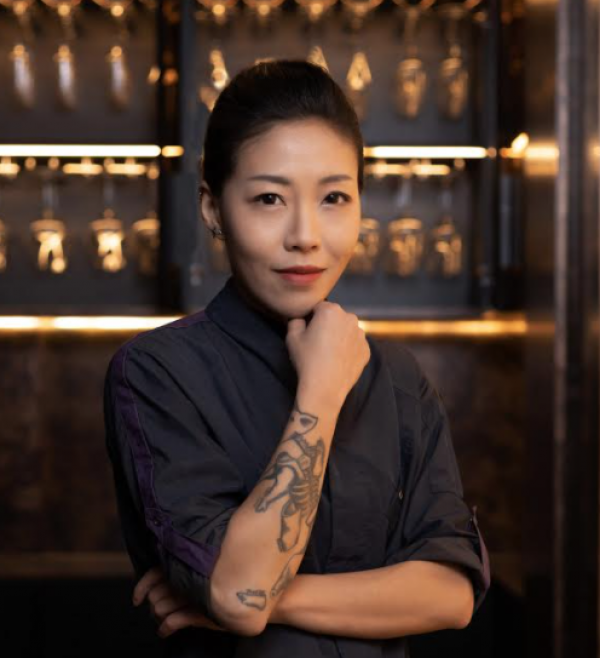 DeAille Tam named Asia's Best Female Chef 2021