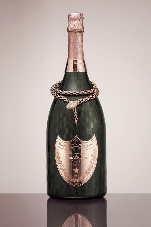 Dom Pérignon releases limited edition Bulgari Champagne