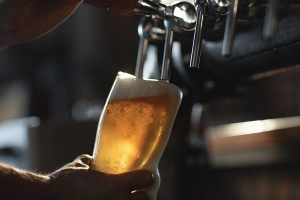 Man lives on nothing but beer for Lent to raise money for hospitality sector