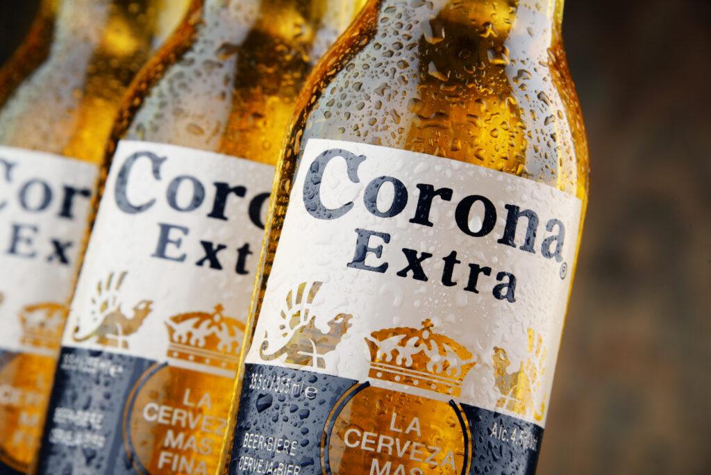 Corona - most valuable beer brands