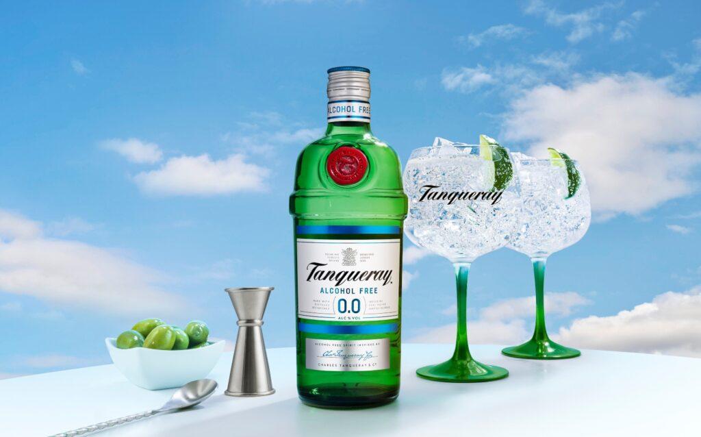 Tanqueray alcohol-free spirit