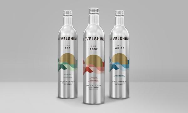 California estate launches wine range in 'unbreakable' aluminium bottles