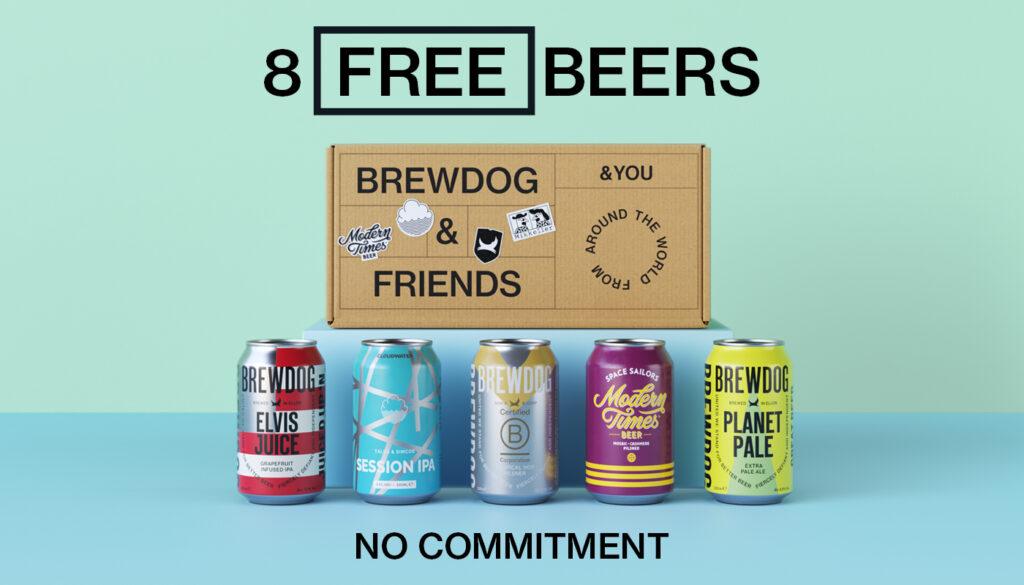 BrewDog beer subscription
