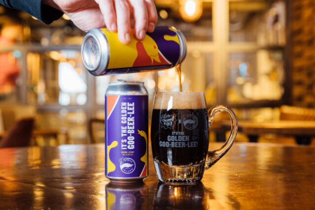 Beer that tastes like Creme Egg launched
