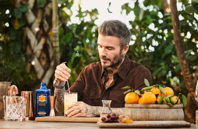 Haig Club launches orange-flavoured expression