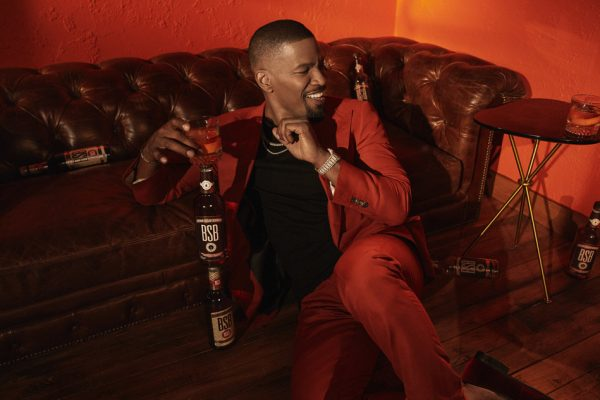 Jamie Foxx acquires Brown Sugar Bourbon