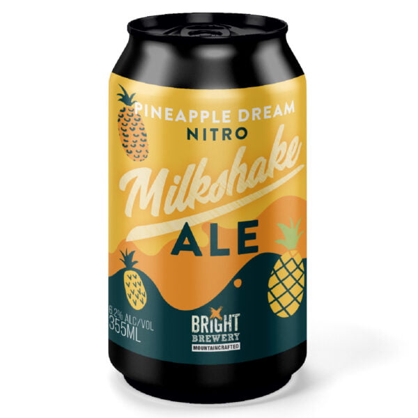 Bright Brewery beer can