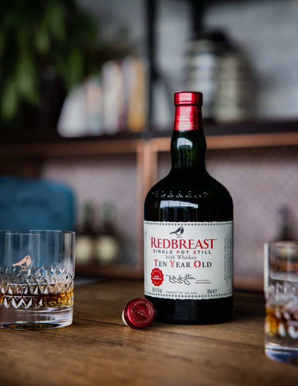 Redbreast launches limited edition 10-year-old Irish whiskey