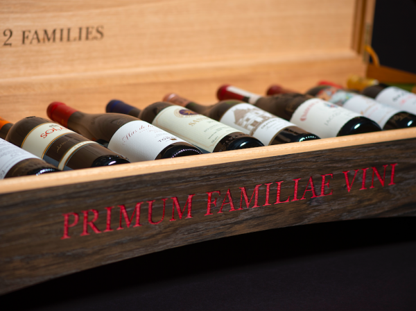 Sotheby's to auction Primum Familiae Vini wine collection