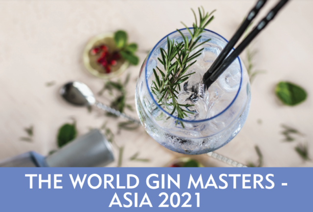 The Gin Masters Asia 2021