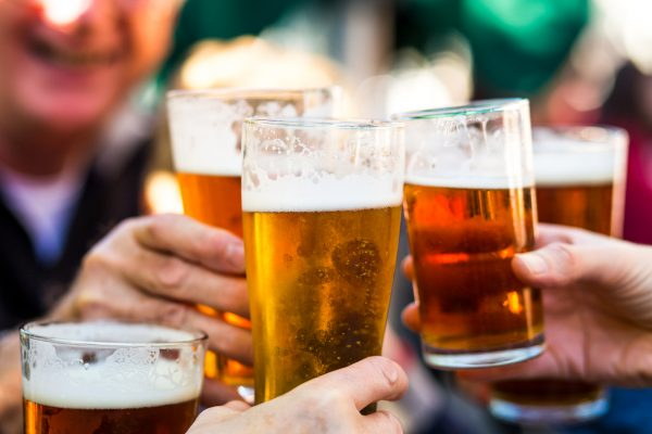Man's beers with friends at the pub leads to shock cancer diagnosis