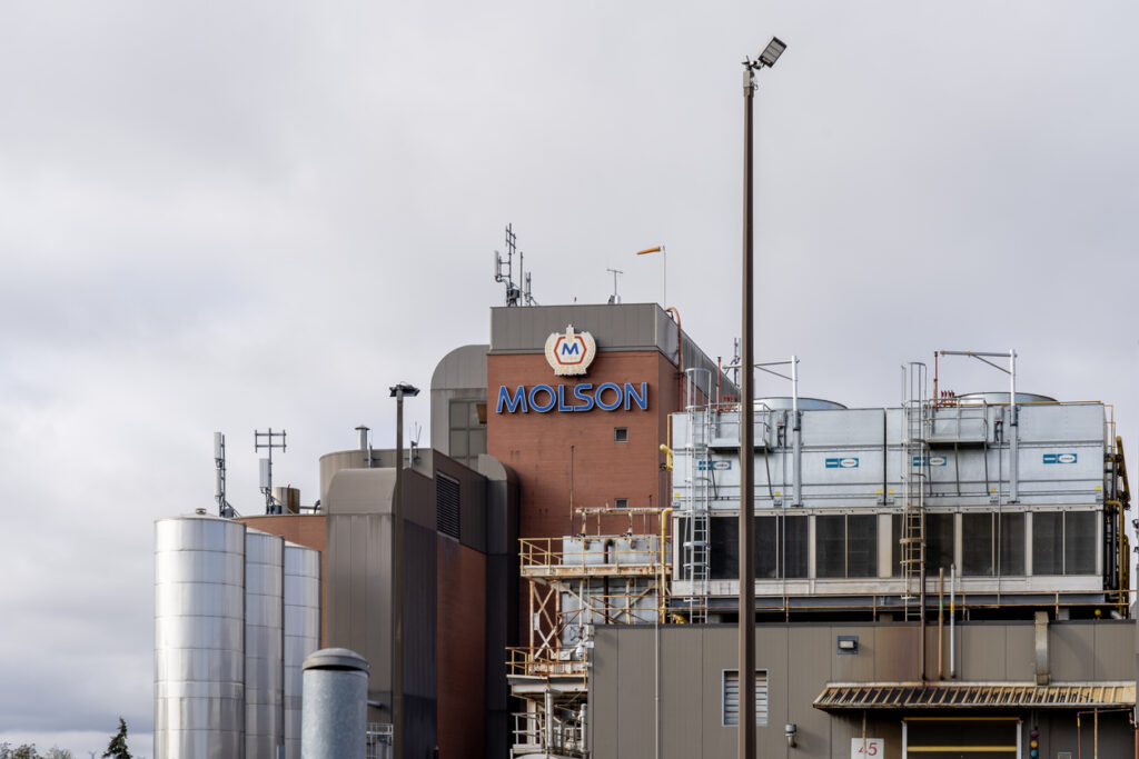 Molson Coors beer Brewery - cyber attack