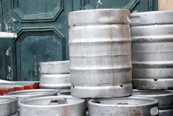 Beer keg containing explosives and discovered by a lake 'could have killed'
