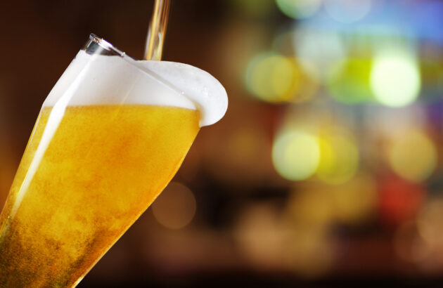 Covid restrictions lead to £8.2bn loss in beer sales in British pubs