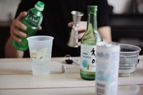 South Koreans have drunk more frequently during the pandemic