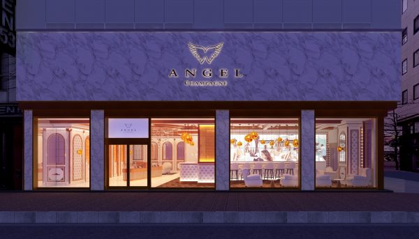 Angel Champagne to open flagship store in Tokyo