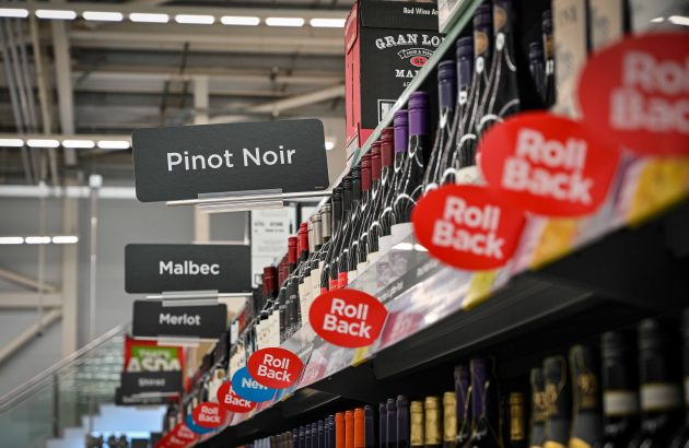 Asda groups wine by grape variety as it boosts range
