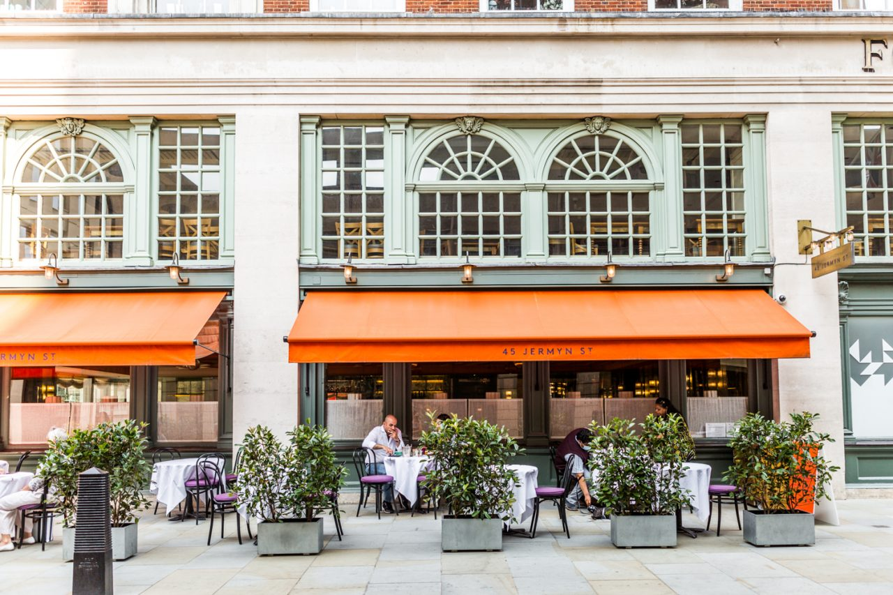 Top wine-focused London restaurants that are reopening this week