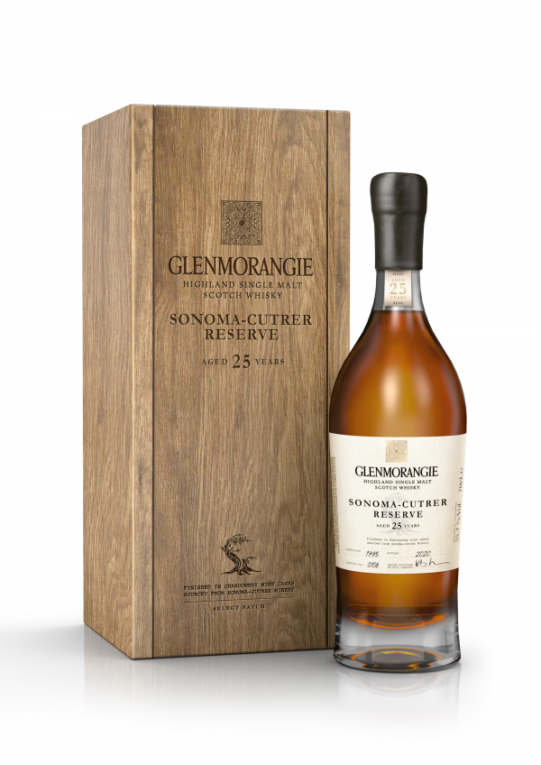 Glenmorangie announces 25-year-old whisky finished in prized Chardonnay casks