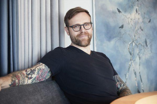 db Meets: Søren Ørbek Ledet of Geranium