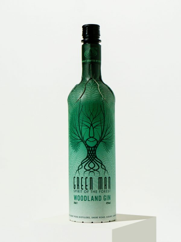 'World's first' gin in a paper bottle launches