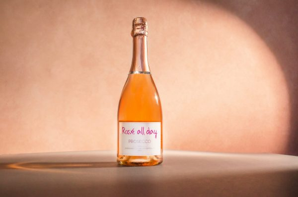 Rosé All Day brand launches pink Prosecco