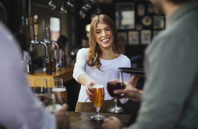 Bartenders reveal the weirdest thing that's happened to them on shift