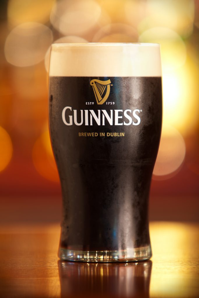Guinness was revealed as the most popular beer in America