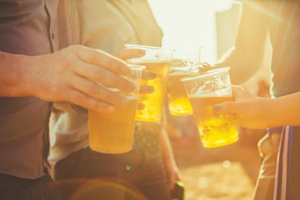 Pints: countries that drank the most beer over the last 50 years