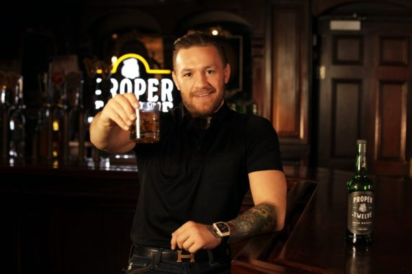 Conor McGregor sells majority of Proper No. Twelve to Proximo Spirits for reported $600m