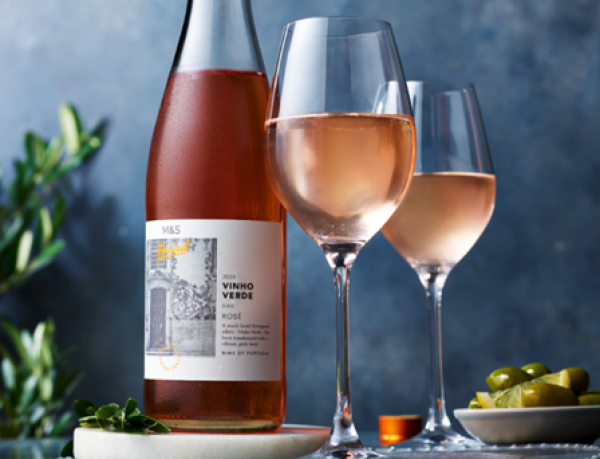 M&S launches new wine range tempting consumers to be more adventurous