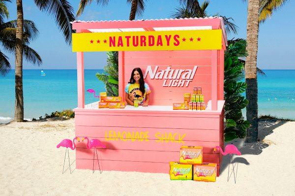 Natty Light 'internship' will pay you $40 per hour to run a lemonade stand – with a $25,000 signing bonus