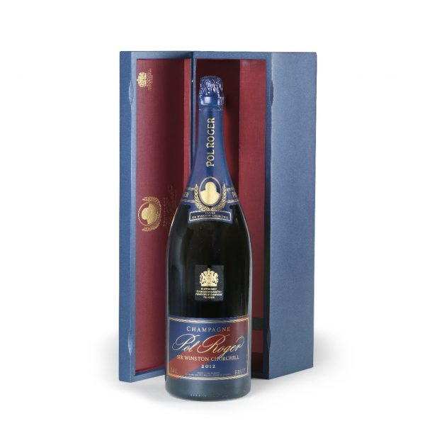 Pol Roger to auction rare Jeroboam for charity