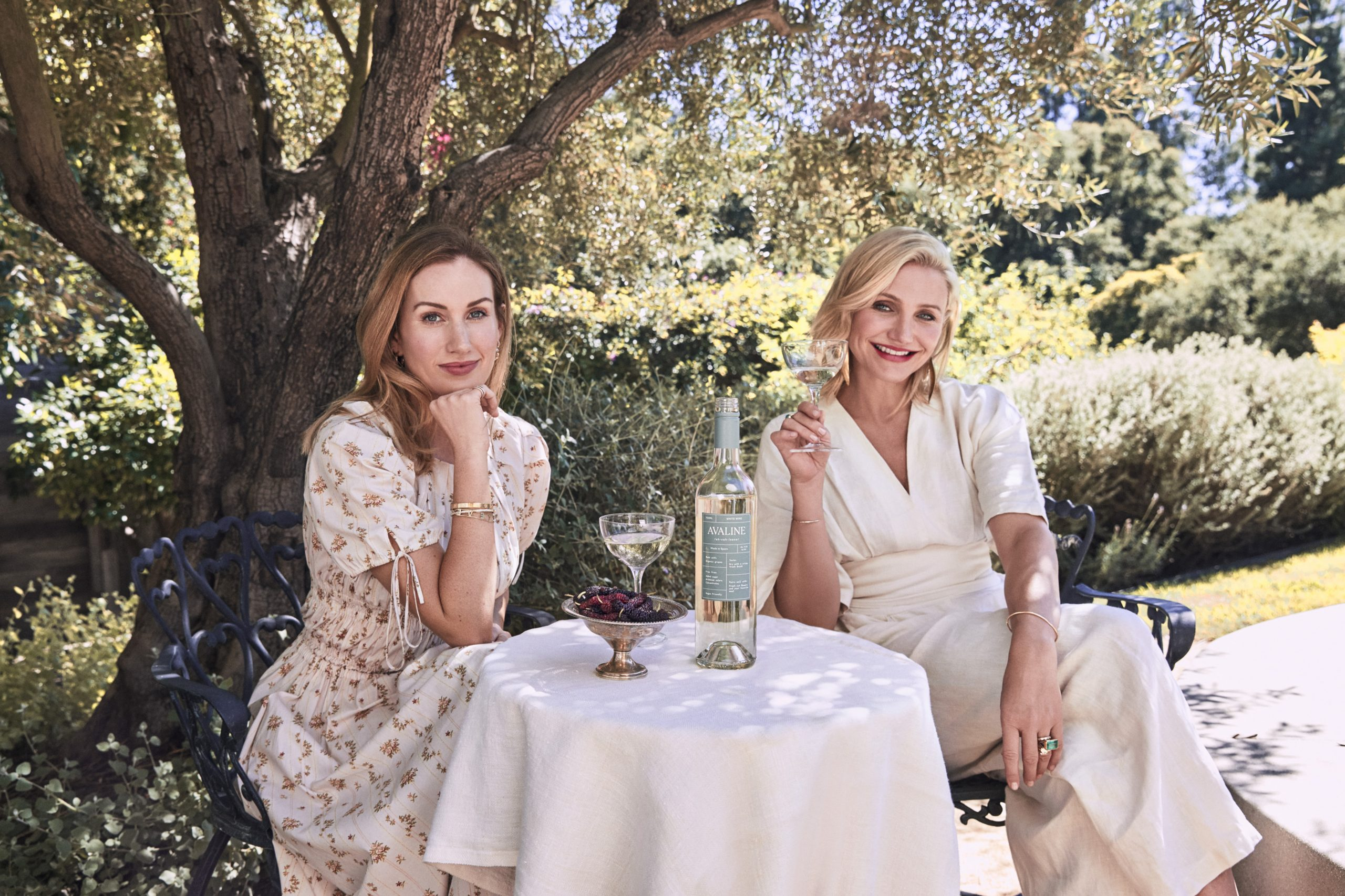 """Cameron Diaz's new """"clean wine"""" gets slammed by survey - The Drinks Business"""