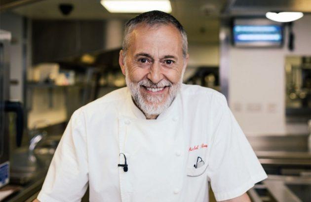 Michel Roux Jr launches online cookery course